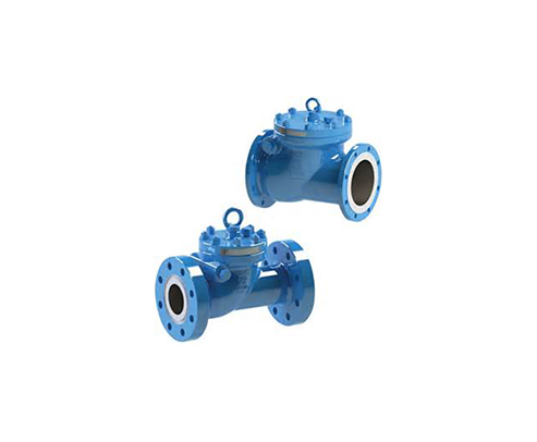 API 6D Full Port Swing Check Valves-HFT Valve