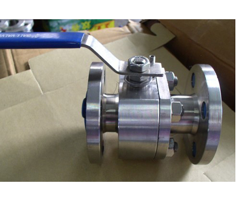 Forged Steel Flange Floating Ball Valve-HFT Valve