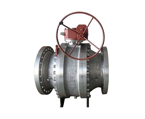 Gear Operated Floating Ball Valves-HFT Valve